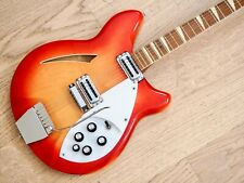 Rickenbacker Bass 7.4 K Toaster It/'s the sixties again! 00031