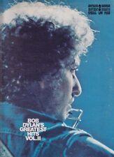 Bob Dylan . Greatest Hits Vol II .  Columbia 2 LP