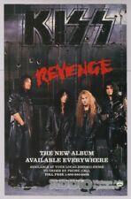 KISS Revenge album PRINT AD Gene Simmons Mercury Records '90s advertisement 1992