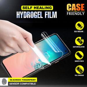 For Samsung Galaxy S21+ S20 FE S10 S10e S9 S8 Plus Full Cover Screen Protector