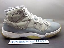 Nike Air Jordan XI 11 Cool Grey Retro 2010 sz 10