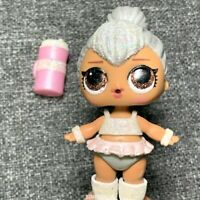 Authentic LOL Surprise Dolls Kitty Queen Glam Glitter Series 2 Real Lol Rare toy