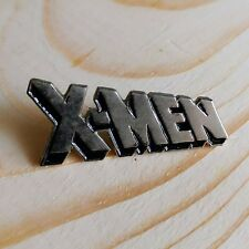 Vintage 1994 X-MEN LOGO Comic Enamel Lapel Pin ~ Marvel Planet Studios RARE