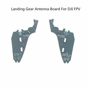 New Part- Front Arm Landing Gear Stand Leg Left/Right Antenna Board For DJI FPV