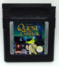 Quest for Camelot - Nintendo Game Boy color / Advance - DMG-ACNP-EUR