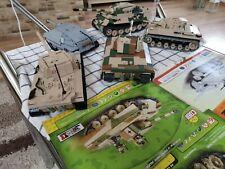 Cobi 5 sets use rar tanks