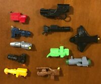 GI JOE ARAH lot 16 MISSILE LAUNCHERS G.I. Joe RARE Vintage Weapon LOT