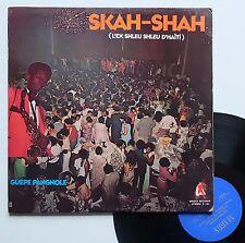 """Vinyle 33T Skah Shah (L'ex Shleu Shleu d'Haïti)  """"Guêpe pangnole"""""""