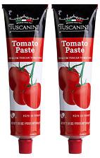 New listing Tuscanini Tomato Paste Tube, 7.5oz (2 Pack) Made with Premium Italian Tomatoes
