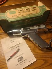 Vintage Sears 2115 Dc Ignition Timing Light With Instrbox 6 12v Car Truck