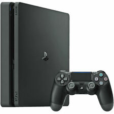 Sony PlayStation 4 Slim 500GB PlayLink Bundle - Schwarz (9958765)