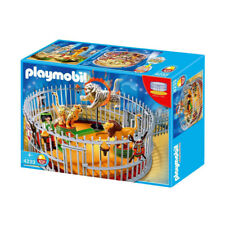 PLAYMOBIL 4233 Circus Animal Trainer Cage Not Complete