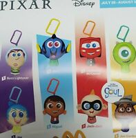 2020 McDONALD'S Disney Pixar Celebration 20th HAPPY MEAL TOYS Choose Toy or Set