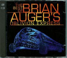 "BRIAN AUGER OBLIVION ""Best of"" 2CD, Neu!"