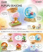 Pokemon Terrarium Collection Four Seasons Lucario Japan import NEW Re-Ment