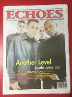 Black Echoes 7 Nov 1998 - Another Level, King Sounds, Kenny Lattimore etc