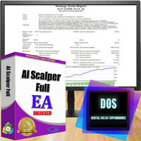 EA forex Al Scalper Full reliable and profitable for MT4