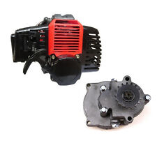 49CC 2-STROKE Pull start ENGINE MOTOR&TRANSMISSION For Mini Quad Buggy ATV