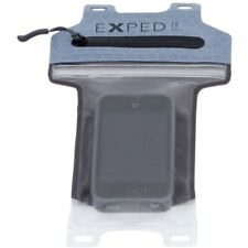 EXPED ZIP SEALED SMALL PHONE CASE, CLEAR, ONE SIZE