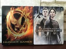 The Hunger Games Complete Collection (Blu-ray Steelbook)