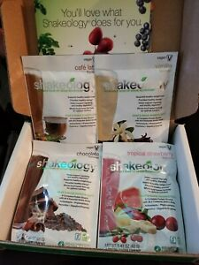 Vegan Shakeology Packet - All flavors available including Limited Edition!