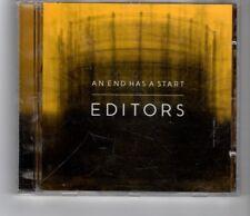 (HP65) Editors, An End Has A Start - 2007 CD