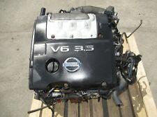 2003 2007 Nissan Maxima Altima 3.5L Motor Murano Quest 3.5L VQ35DE ENGINE