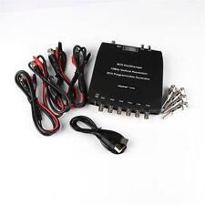 Hantek1008B USB PC Oscilloscope 8CH Programmable Generator 12 Bits Vertical