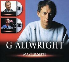 Graeme Allwright - Master Serie, Vol. 1 and 2 - 2 CD Set NEW SEALED