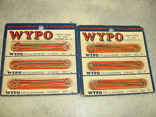 (24) Wypo Tip Cleaner #16 Replacement Wire $16 6 pkg of 4 #58-59 Holes