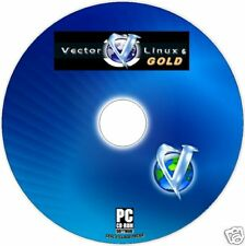 VECTOR LINUX 6 GOLD LATEST ALTERNATIVE OPERATING SYSTEM COMPACT EASY TO USE