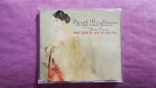SARAH BRIGHTMAN - JUST SHOW ME HOW TO LOVE YOU. CD SINGLE 3 TRACKS
