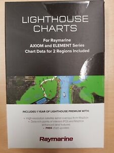 Raymarine Lighthouse Chart Download Card  (R70795)