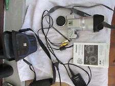 Digitalkamera Panasonic DMC-FZ20EG