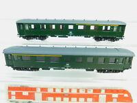 BN495-0,5# 2x Jouef H0/DC 5769 Personenwagen 51 80 38-40 034-6/ABüe 331 DB