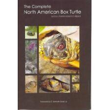 The Complete North American Box Turtle Care Hardcover
