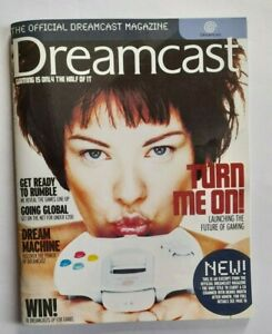 Official Dreamcast Magazine Special Pre-launch Issue September 1999