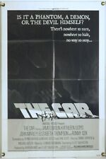 The Car Ff Orig 1Sh Movie Poster James Brolin Jaws On Wheels (1977)