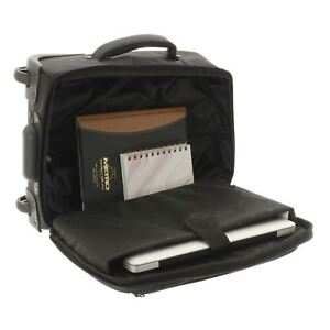 JAM Jackson On-Board Business Trolley Case 2 Wheels Laptop Pocket And Handle