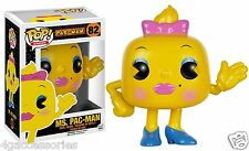 Pac-Man : Jeux Ms.Pac-Man Funko Pop vinyle figurine no.82
