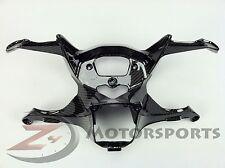 Ducati 959 1299 Upper Nose Fairing Stay Instrument Mounting Bracket Carbon Fiber