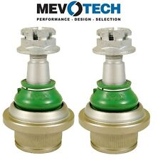 For Cadillac Escalade GMC Chevy Pair Set of 2 Front Lower Ball Joint Mevotech