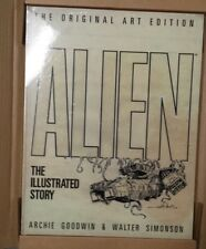Alien the Illustrated Story Walt Simonson The Original Art Edition Sealed