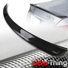 STOCK USA Carbon Mercedes Benz CLS W218 4Dr A Type Trunk Spoiler CLS550 16
