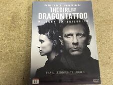 * NEW DVD FILM * THE GIRL WITH THE DRAGON TATTOO (2011) *