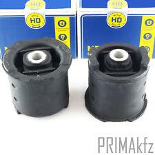 2x MEYLE 300 333 1101/HD Hinterachslager Tonnenlager BMW 5er E34 7er E32