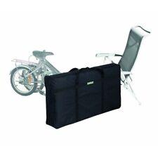 Eurotrail Fold. Bike Storage Carry Bag Lightweight Transport Case 130x80x27cm
