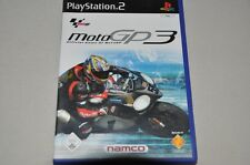 PlayStation 2 juego-Moto GP 3 Official Game-completo alemán ps2 OVP