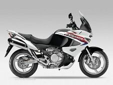 Honda retocar Kit De Pintura Xl1000v Xl700v xl125v Zoomer vt750s Xrv750 Shasta Blanco