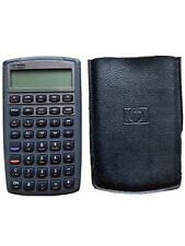 HP HP10bII Financial Calculator Needs New Batteries